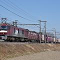 貨物列車3086レ (EH500-2)