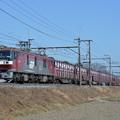 貨物列車3074レ (EH500-7)