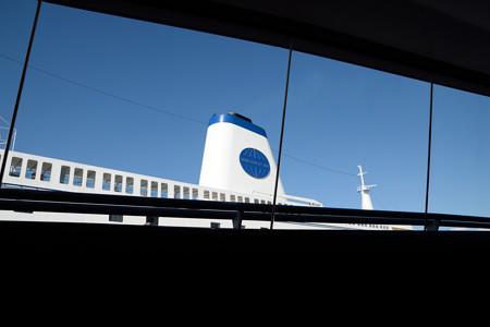 World Odyssey 横浜初入港 -1