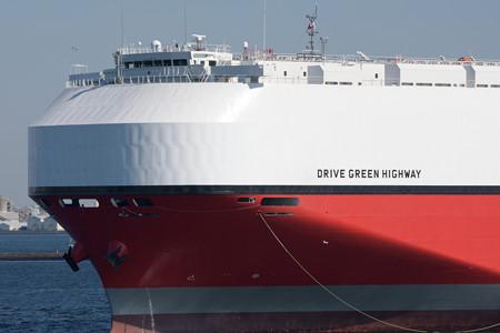 DRIVE GREEN HIGHWAY 横浜初入港 -4