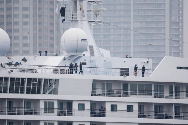 船上東京見物