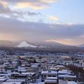 雪国の朝景色02