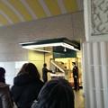 写真: 宝塚大劇場楽屋口♪  昨日、終演後何やら大道具が運び出されてました。今日の休演日を利用して修理かな?    #るろうに剣心