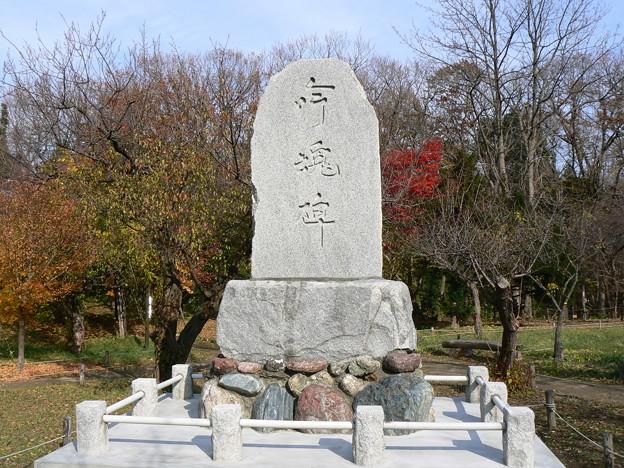 北海道神宮内記念碑P1020264