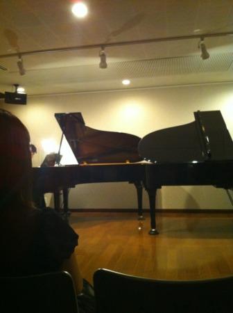 2台ピアノオフ会