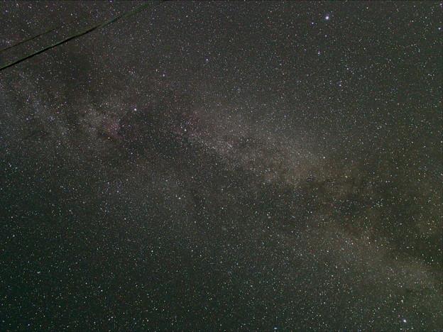白鳥座の銀河