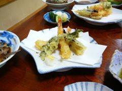 天ぷら 漬物