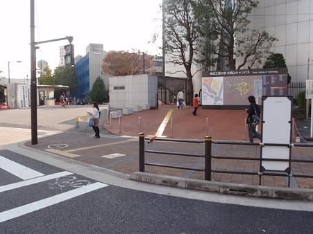 東京工業大学 大岡山キャンパス 正門