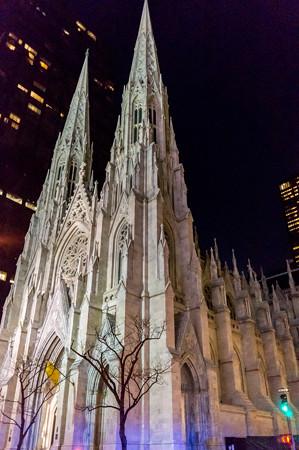セントパトリック大聖堂だっけか?