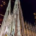 写真: セントパトリック大聖堂だっけか?