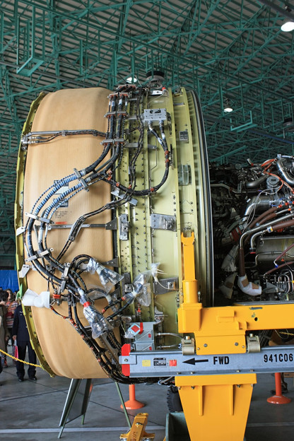 XC-2(C-2) エンジン IMG_8230_2