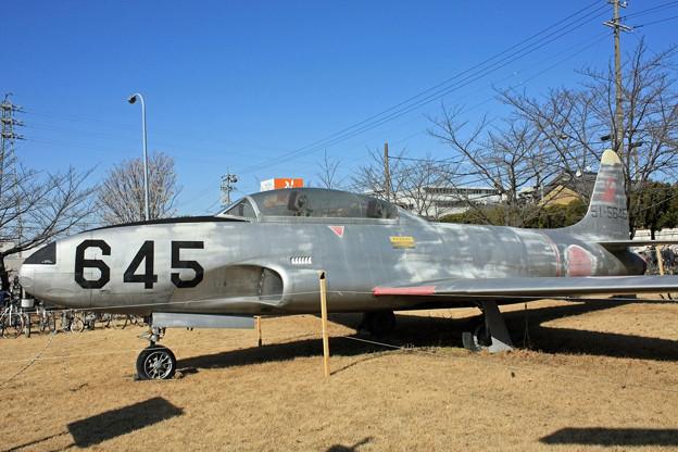 Photos: T-33練習機 51-5645 IMG_9912_2
