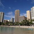 Photos: ワイキキビーチの青空