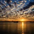 Photos: 外港からの夕景