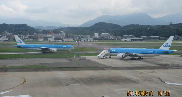 PH-BQC&PH-BQO  777-200 KLM 1