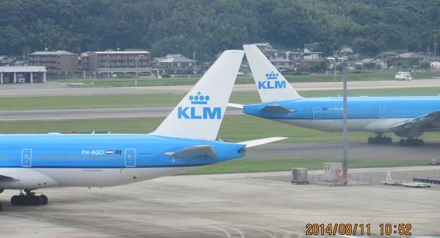 PH-BQC&PH-BQO  777-200 KLM 3