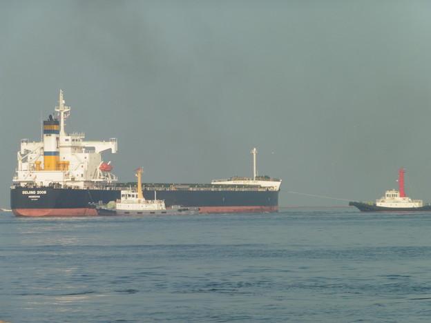 貨物船 Beijing 2008  3