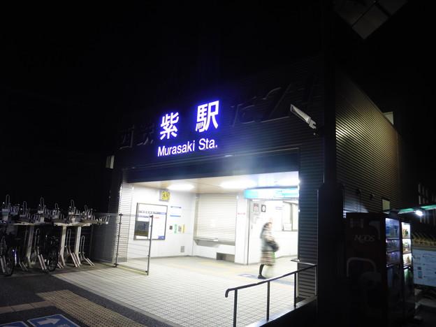 西鉄紫駅だZ  3