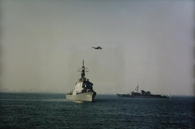 海自 創設50周年国際観艦式 2002(3)