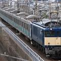 Photos: 配9435レ EF64 1031+E233系東マト11編成 10両