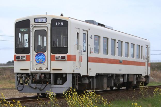 116レ ひたちなか海浜鉄道キハ11-5