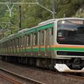 Photos: 1542E E231系宮ヤマU517編成 10両
