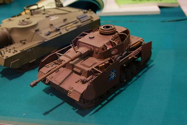 あんこうチーム IV号戦車D型改(H型仕様)