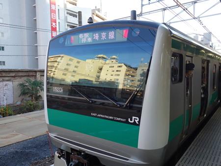 埼京線板橋駅 (豊島区西池袋)