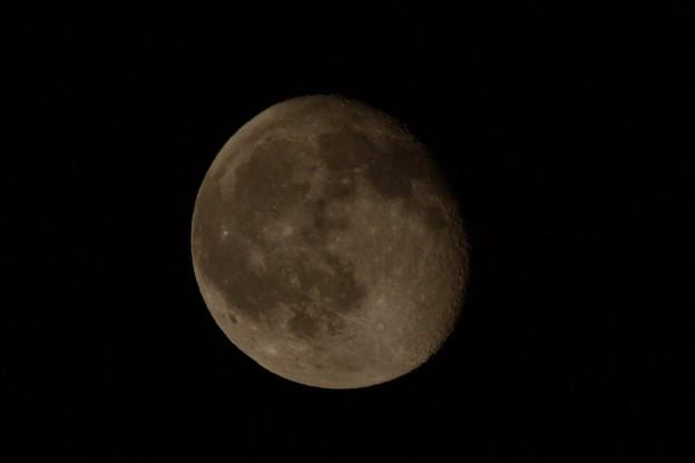 640mmで月