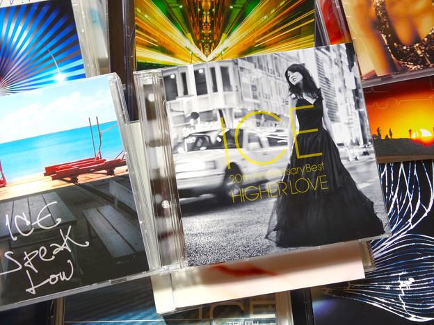 ICE HIGHER LOVE 20th ANNIVERSARY BEST Blu-spec CD2 UNIVERSAL MUSIC JAPAN