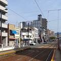 広島電鉄 段原一丁目電停 広島市南区的場町 - 段原