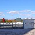 旧広島市民球場跡地 広島市中区基町 2015年12月22日