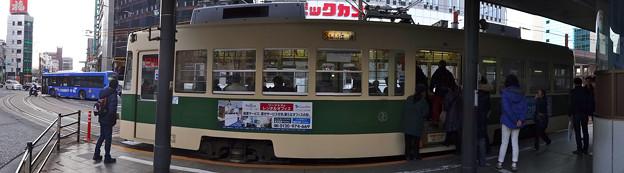 広島電鉄 広島駅 広島市南区松原町 hiroden