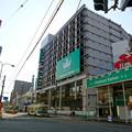 広島電鉄 猿猴橋町電停 広島市南区猿猴橋町 2014年12月30日