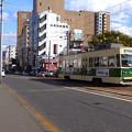 荒神橋 あけぼの通り 広島市南区的場町1丁目 - 荒神町