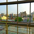 ひろしま駅ビル ASSE アッセ 4階から駅前通り 広島駅南口Bブロック 広島市南区松原町 JR広島駅 2013年8月26日