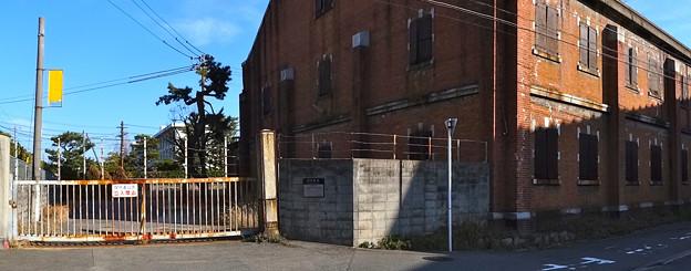 広島陸軍被服支廠 出汐倉庫 広島市南区出汐2丁目