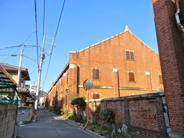 広島陸軍被服支廠 出汐倉庫 広島市南区皆実町 - 出汐