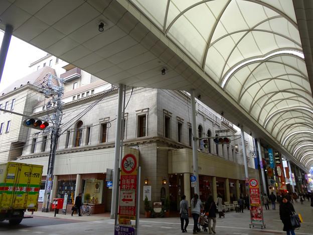 Photos: 広島アンデルセン Hiroshima Andersen 旧帝国銀行 広島支店 広島市中区本通 2016年2月2日