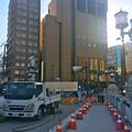 被爆70周年記念事業 猿猴橋復元工事 広島市南区猿猴橋町 - 的場町1丁目 2016年3月15日