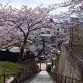 鯛の宮神社 Tainomiya Shrine 参道 呉市西三津田町 2016年4月5日