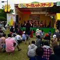 Photos: 光清学園 ひろしまフラワーフェスティバル 平和公園ブロック マーガレットステージ 広島市中区中島町 2016年5月5日