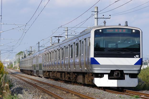 常磐線 E531系 K411 1392M