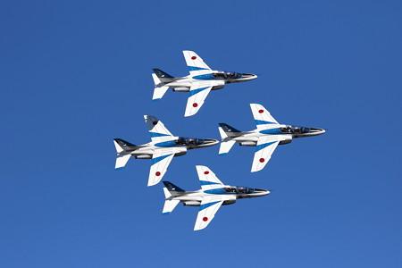 飛行機(14)-ブルーインパルス(1)、入間航空祭