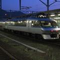 Photos: 臨時特急北斗92号は、キハ183系の「クリスタルエクスプレストマ...