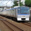 Photos: 先頭に8710と書いてあるが、放出のことではない。 @相模鉄道本線...