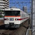 とても地味なんですが、東武スカイツリーラインの特急です @東武鉄道...