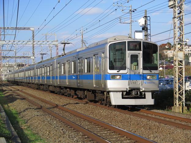 2000形 @小田急電鉄小田原線 座間~海老名