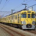Photos: 黄色い電車は好きですか? @西武鉄道拝島線 小川~東大和市