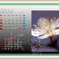 Photos: 2016年4月カレンダー